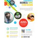 Athena Professional Business Flyer Design Template 2