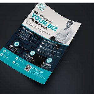 Fargo Creative Business Flyer Design Template