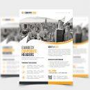 Florida Modern Business Flyer Design Template 1