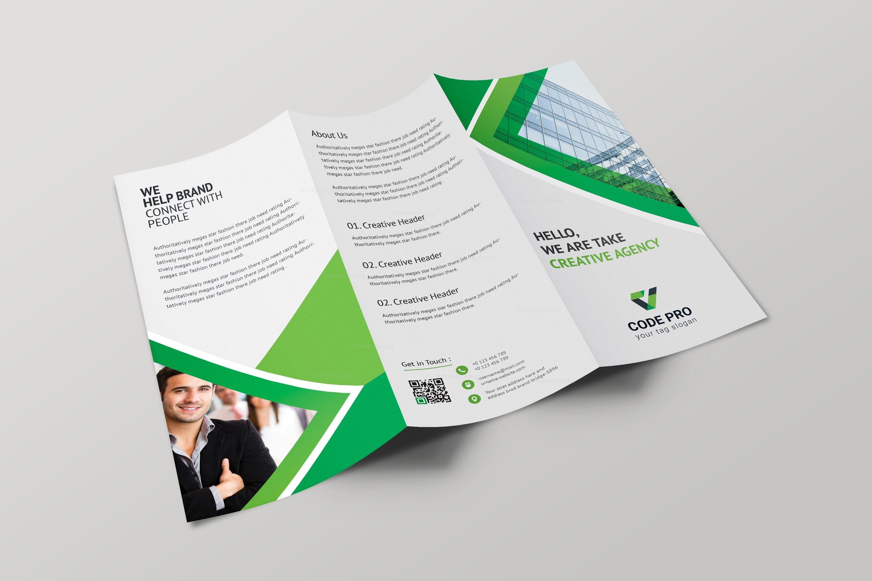 prague professional tri fold brochure design template 001696