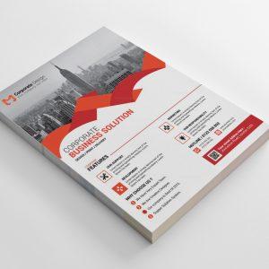 Sarasota Modern Business Flyer Design Template