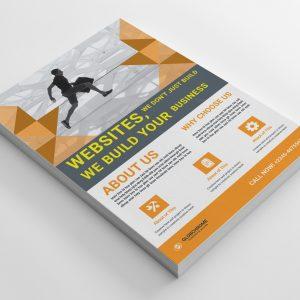 Successful Modern Business Flyer Design Template