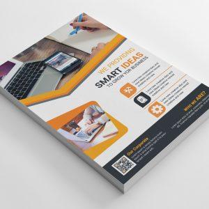Venus Modern Business Flyer Design Template