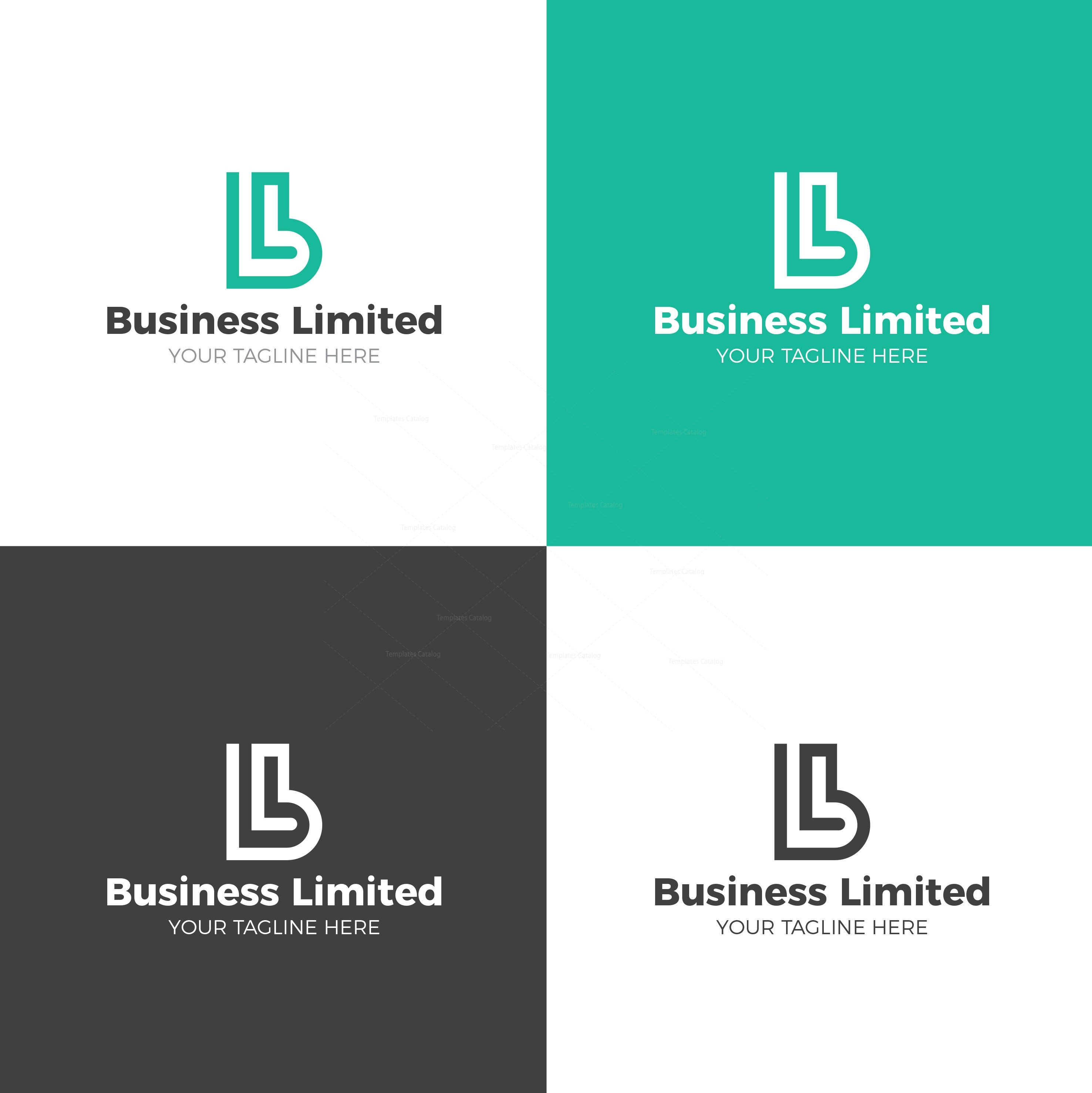Business limited creative logo design template 001889 template catalog business limited creative logo design template wajeb Image collections