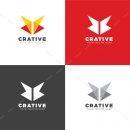 Butterfly Creative Logo Design Template