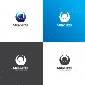 Creative Company Logo Design Template
