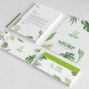 Leaf Creative Corporate Identity Design Template 1