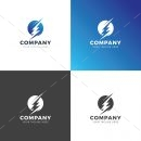 Lightning Professional Logo Design Template