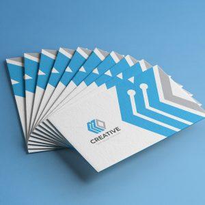 London Creative Business Card Design Template