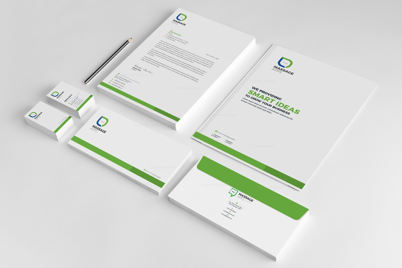 Message Creative Corporate Identity Template 001819 Template Catalog