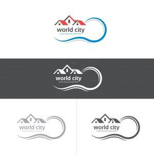 Professional Real Estate Logo Design Template