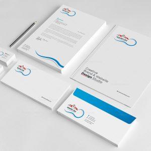 Real Estate Creative Corporate Identity Template