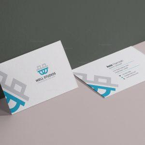 Studio Creative Business Card Design Template