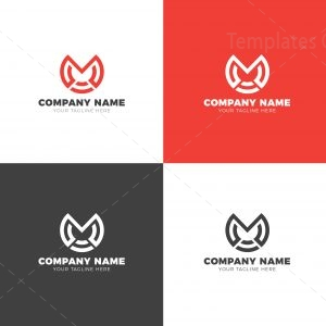 Target Creative Vector Logo Design Template