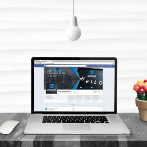 Versatile Facebook Timeline Cover Template