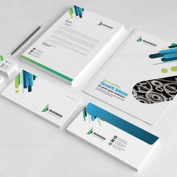 Best Corporate Identity Pack Design Template 1