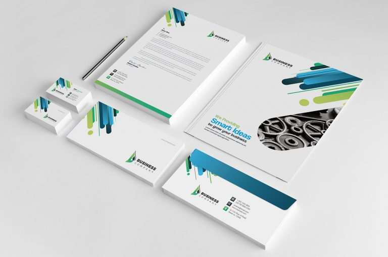 Best Corporate Identity Pack Design Template 1