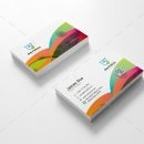 Colorful Creative Business Card Design