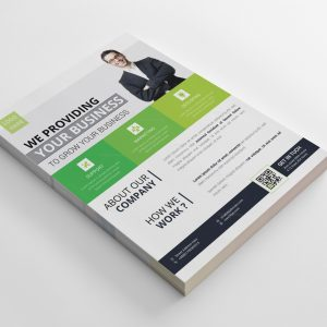 Exotic Creative Business Flyer Design Template