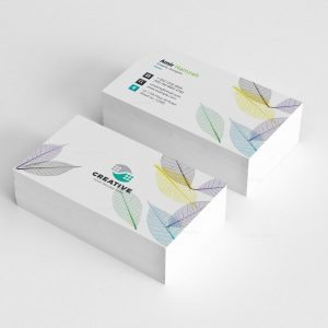 Modern Creative Business Card Design