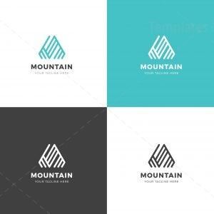 Mountain Professional Logo Design Template