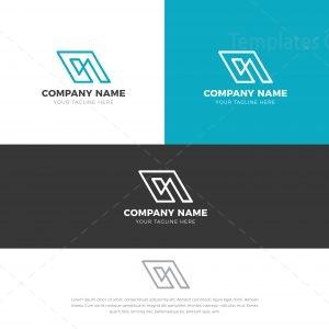 N Premium Logo Design Template