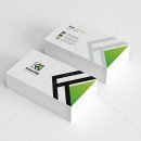 Name Creative Business Card Design 1