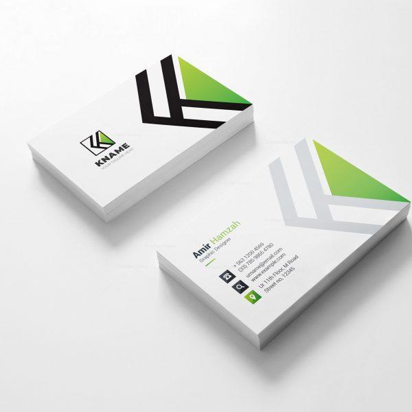 Name Creative Business Card Design 3