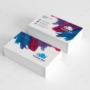 Paint Creative Business Card Design 1