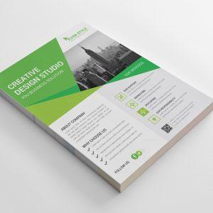 Sanford Creative Business Flyer Design Template