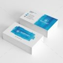 Serenity Creative Business Card Design 1