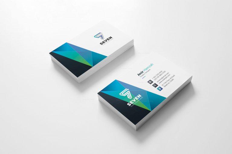 Seven Creative Business Card Design 2