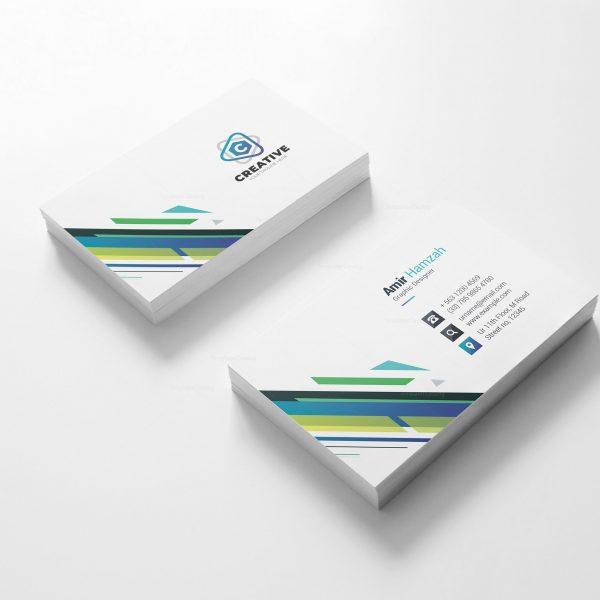 Smart Creative Business Card Design 2
