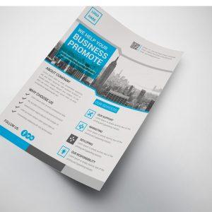Spring Creative Business Flyer Design Template