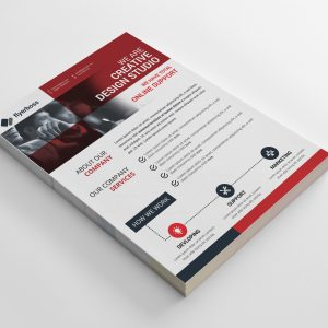 Tampa Creative Business Flyer Design Template