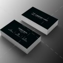 Architect Minimal Business Card Design 2