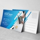 Creative Professional Postcard Design Template 2
