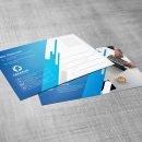 Creative Professional Postcard Design Template 3