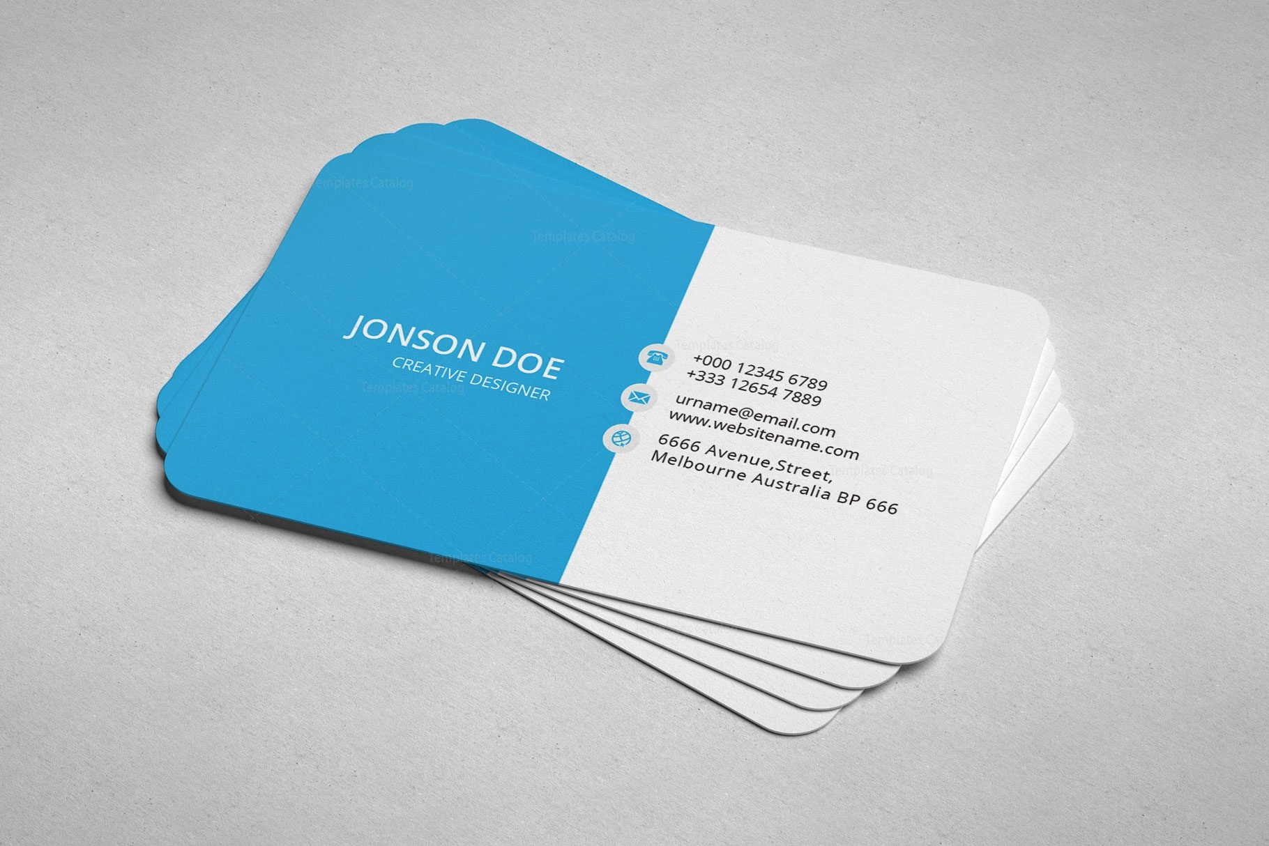 Dentist professional business card design 002238 template catalog dentist professional business card design 4 reheart Choice Image