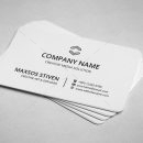 Doctor Minimal Business Card Design 4