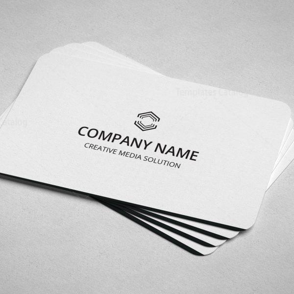 Doctor Minimal Business Card Design 5