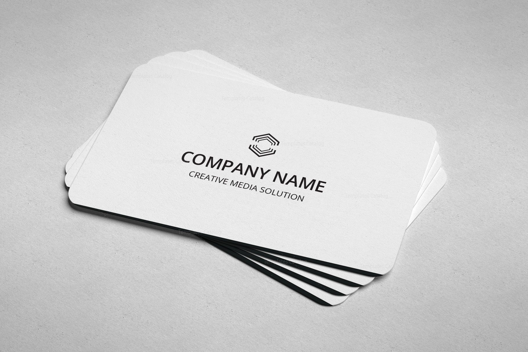 Doctor minimal business card design 002239 template catalog doctor minimal business card design 5 colourmoves