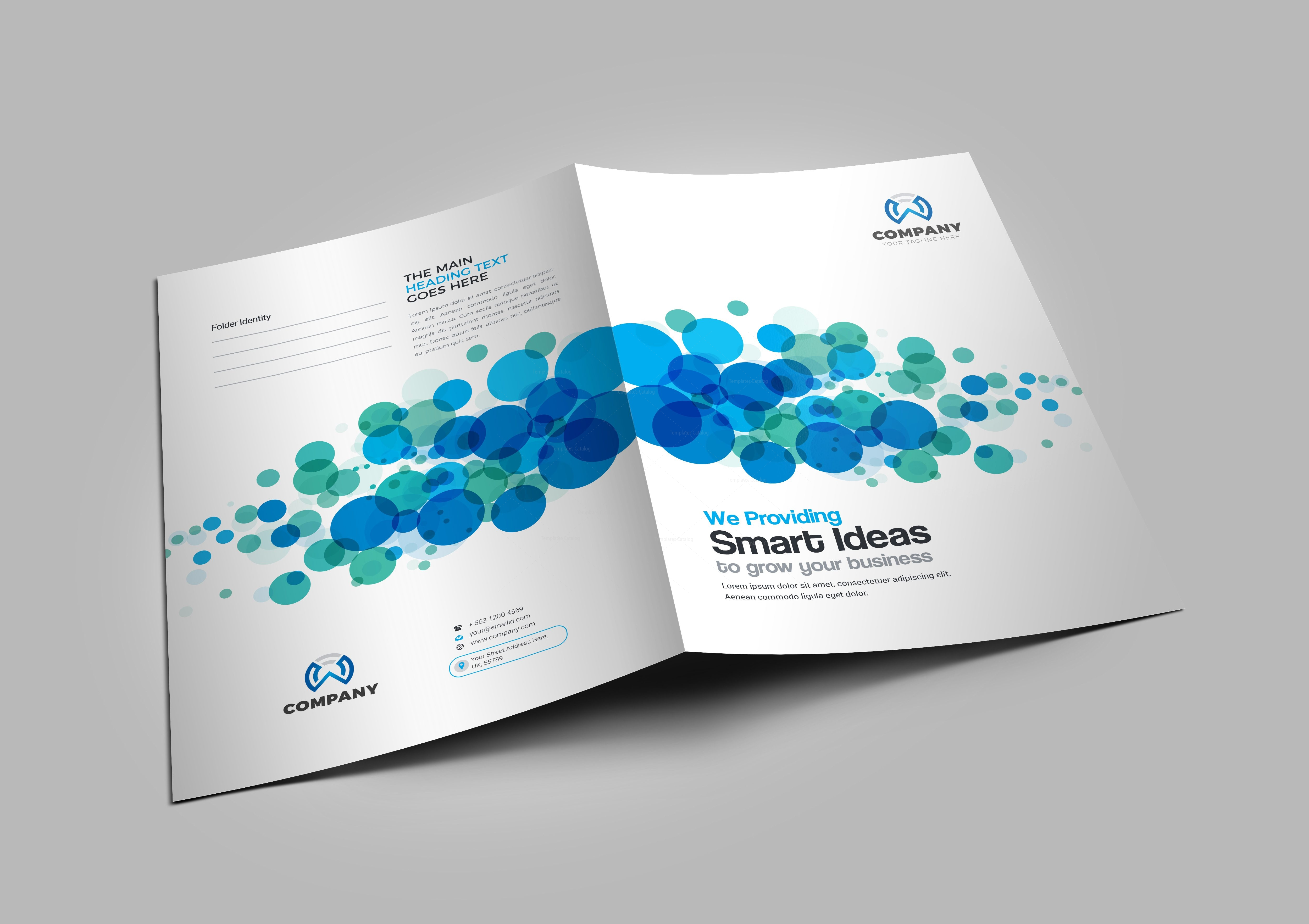 Dots corporate identity pack design template 002201 template catalog dots corporate identity pack design template 8 maxwellsz