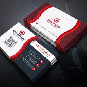 Driver Modern Business Card Design