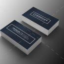 Engineer Minimal Business Card Design 2