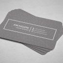 Engineer Minimal Business Card Design 4