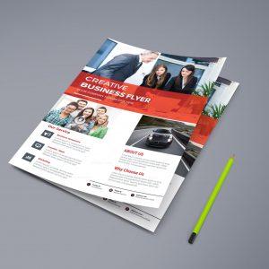 Excellent Corporate Business Flyer Design