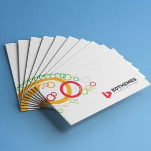 Health Corporate Business Card Template