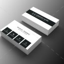 Lawyer Minimal Business Card Design 2