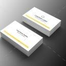 Minimal Medical Business Card Design 2